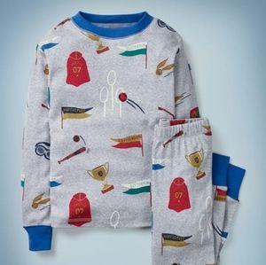 Mini Boden Harry Potter pajamas unisex size 4/5
